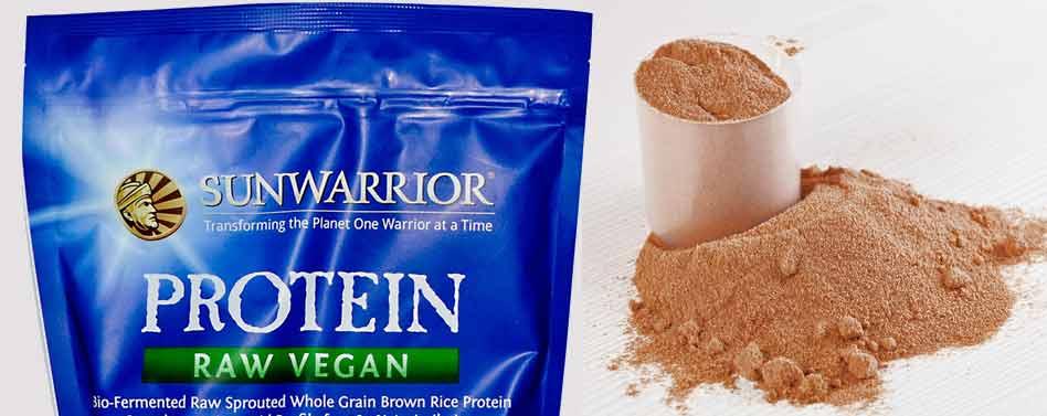 Reisprotein im Test: Sunwarrior und Co.
