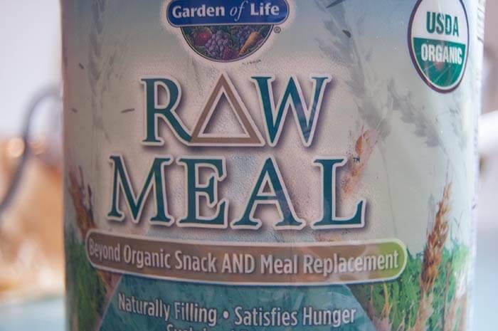 Raw Meal Test (von Garden of Life®)