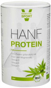 Raab Vitalfood Hanfprotein