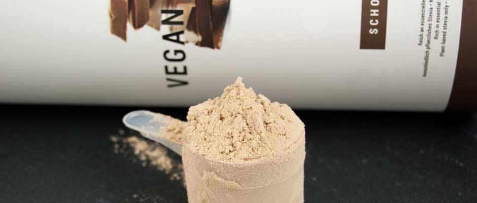 foodspring Vegan Protein Test und meine Erfahrungen