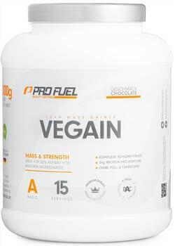 PROFUEL Vegain Veganer Gainer