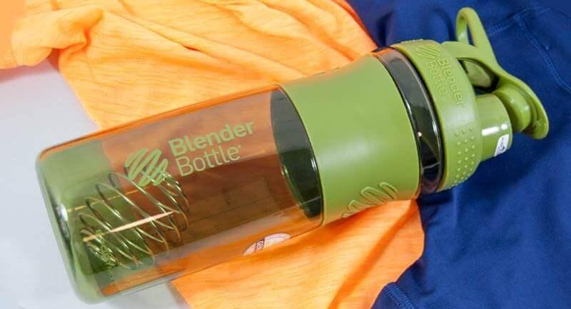 Blender Bottle Shaker Test und meine Erfahrungen