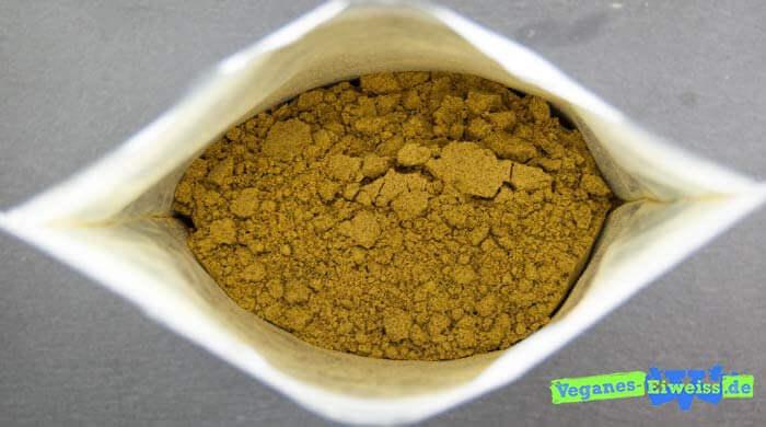 Kürbiskernprotein Packung