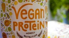 Organic Alpha Vegan Protein im Test