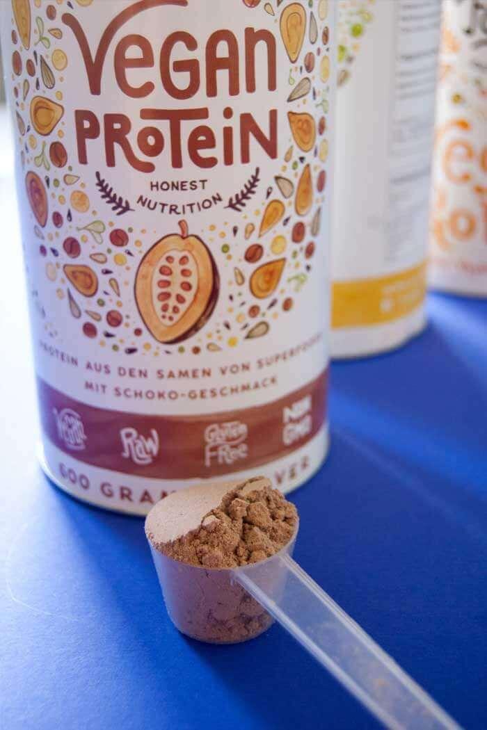 Organic Alpha Vegan Protein