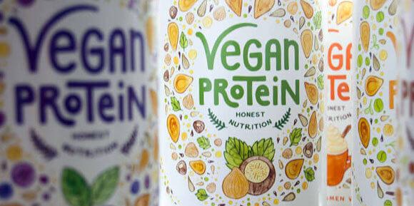 Vegan Protein Organic Alpha Test