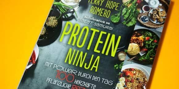 Protein Ninja Buchrezension