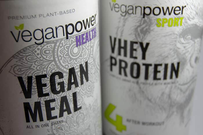 Vegan Meal von Veganpower