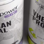 Veganpower Vegan Meal und VHEY Test