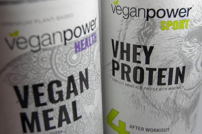 VHEY Protein von Veganpower