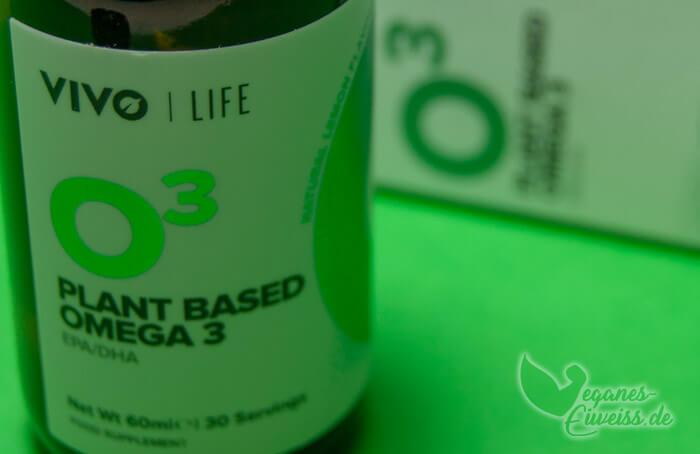 Omega 3 als Tropfen