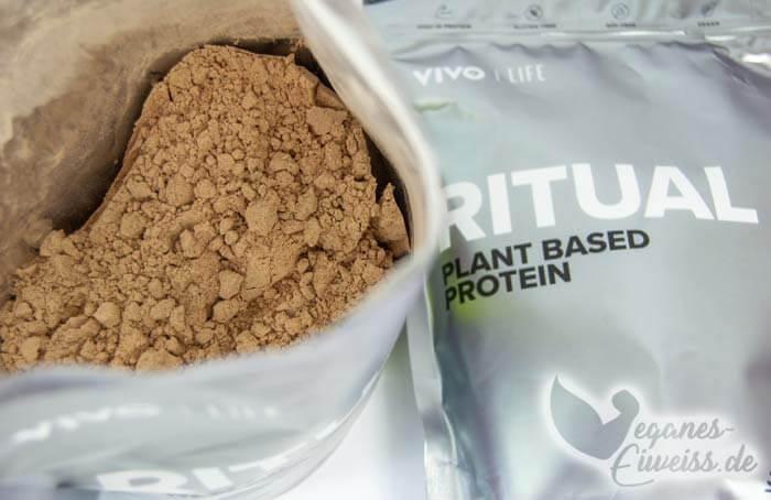 Ritual Proteinpulver von Vivo