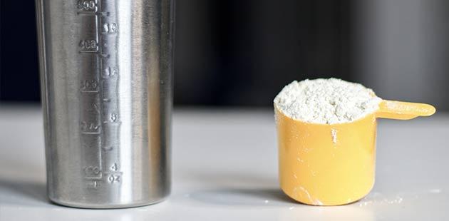 Veganes Protein ohne Soja